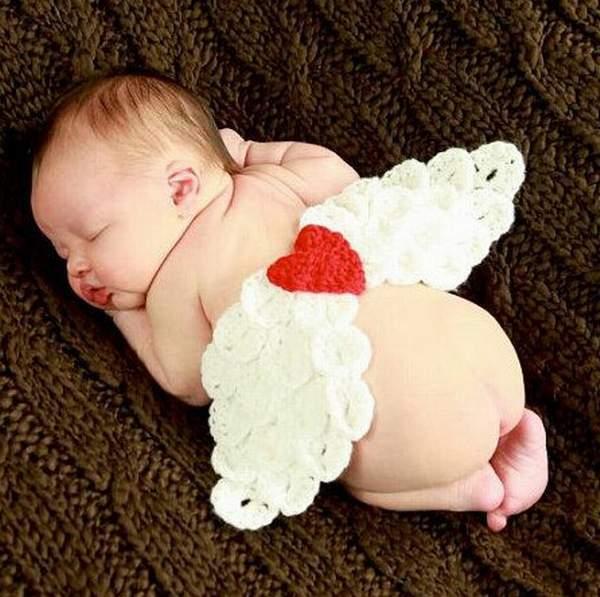 Костюмчики для новорожденных своими руками